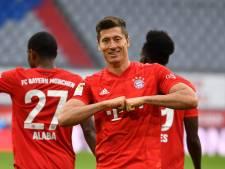 Lewandowski weet niet van ophouden: 43 doelpunten in dit seizoen en Rummennige in het vizier