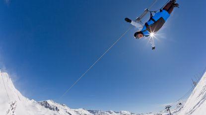 Gemeenten Kruishoutem en Zingem organiseren dagje skisport voor tieners