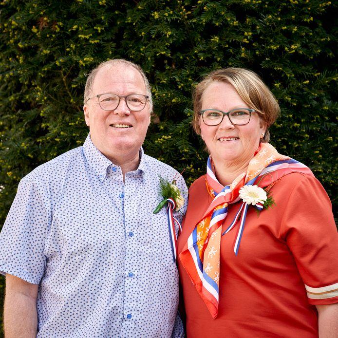 Harrie en Regina van den Boogaard