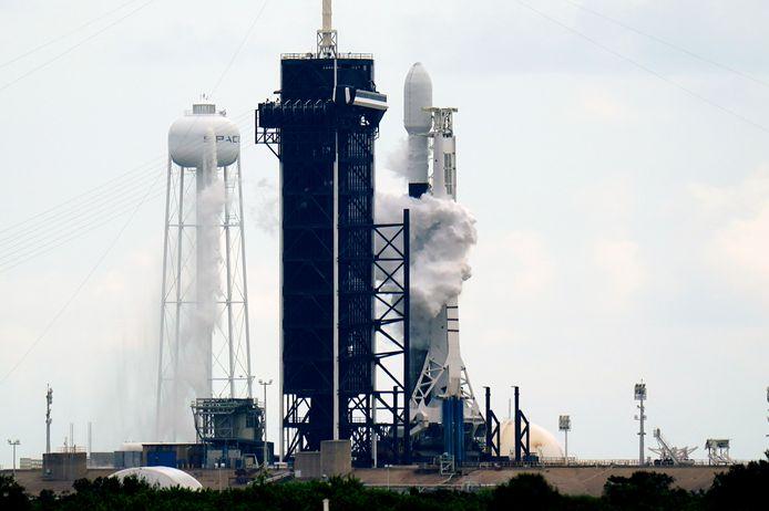 Falcon-9 draagraket