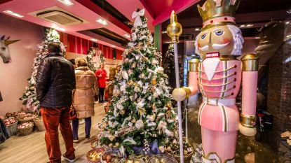 Nu al volop kerstsfeer in Brugge: van klassieke decoratie tot roze kerstboom, hier kan je komende tijd feeëriek shoppen