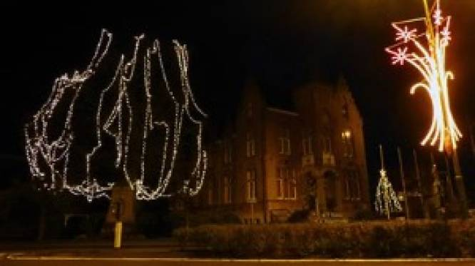 Wellicht dit jaar ook kerstversiering in Tielt-Winge