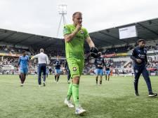 Willem II maakt werk van doelman Giorgos Strezos