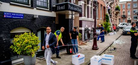 Amsterdams hotel moet dicht blijven na explosie