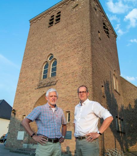 Protestanten Kloosterhaar en Sibculo vormen eindelijk echt één gemeenschap
