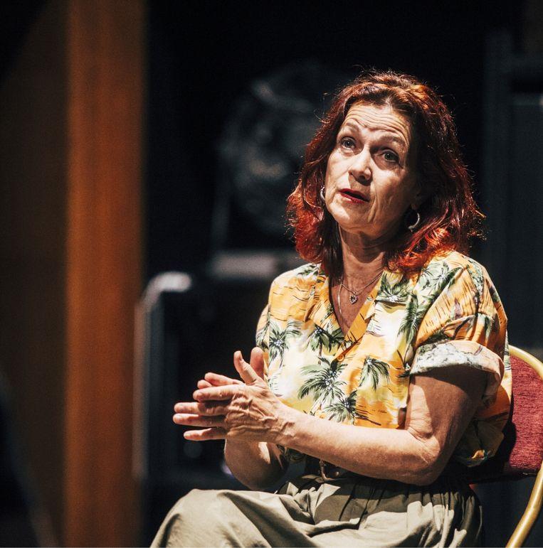 Irene Rossi: 'We zijn bezig met een coronadraaiboek voor ons festival Deep in the Woods in september.' Beeld