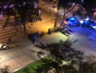 Belg probeert onder invloed van cocaïne vijf politiewagens af te schudden in Barcelona
