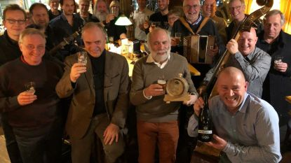 Folkgroep Arjaun krijgt HORAL Lambic Award