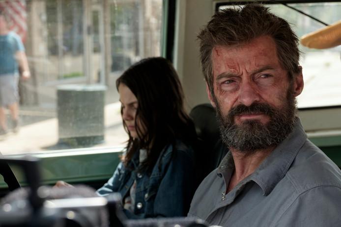 Still uit de film Logan