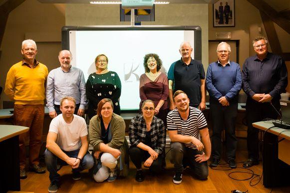KORTEMARK - De gemeentelijke cultuurraad komt opnieuw elke maand samen.