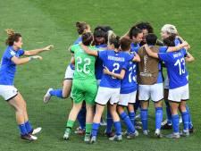 Oranje stuit bij winst tegen Japan op Italië in kwartfinales