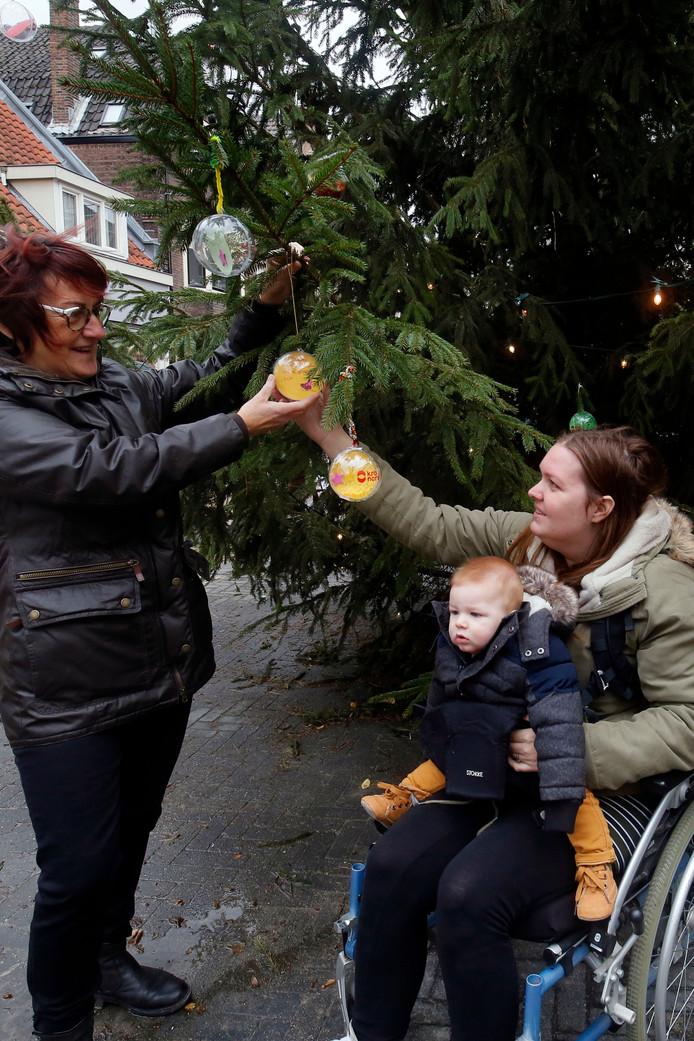 Joris Kerstboom Hangt In Leerdam Na Een Weekend Al Vol Met Emoties