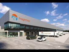 FreightNed breidt uit in Oosterhout: hal van 10.000 vierkante meter erbij
