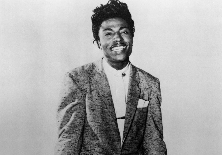 Little Richard. Beeld Charlie Gillet Collection
