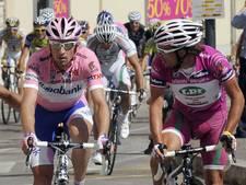 Paarse trui keert terug in Giro