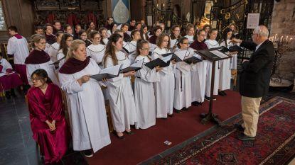 Openingsmis Gregoriaans festival lokt veel nieuwsgierigen