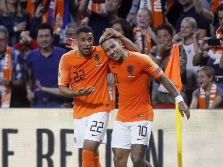 Derdeklasser Margriet geniet van Oranje-debutant: 'Arnaut was alleen bezig met winnen'