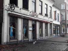 Kortsluiting in spelcomputer lijkt oorzaak brand Grieks restaurant Irodion in Roosendaal