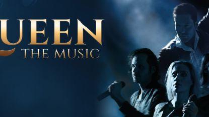 Queen - The Music- komt naar Antwerpen