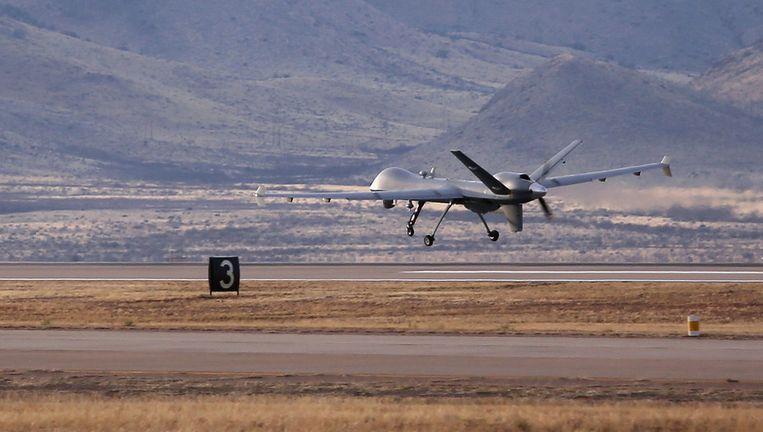 Amerikaanse drones Beeld ap