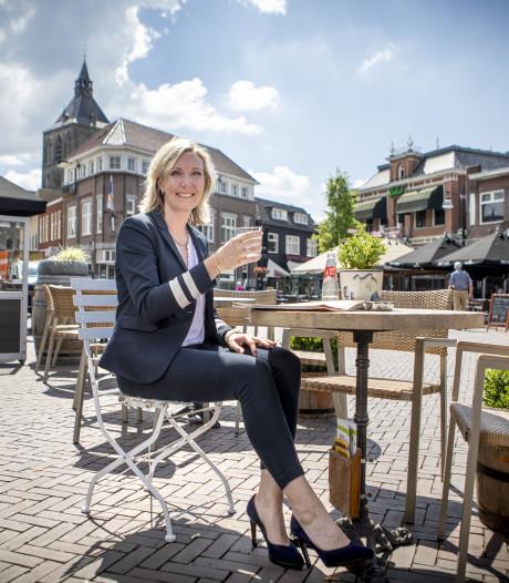 In Ischgl zien ze de Oldenzaalse wethouder Evelien Zinkweg voorlopig niet weer