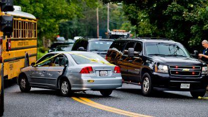 Vier doden bij schietpartij in Amerikaanse staat Maryland, waaronder vrouwelijke schutter
