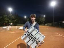 Zelfs topclubs uit Portugal willen licht van Martin uit Deventer