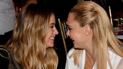 """Cara Delevingne maakt relatie met actrice Ashley Benson openbaar: """"Ze is de liefde van mijn leven"""""""