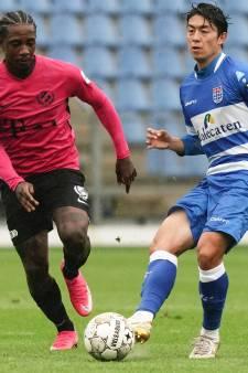 Sylla en Oelschlägel debuteren bij FC Utrecht met gelijkspel tegen PEC