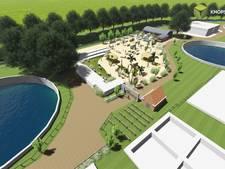 Plan voor oude waterzuivering: met stadsstrand, forellenvijver & educatieve wandelroutes