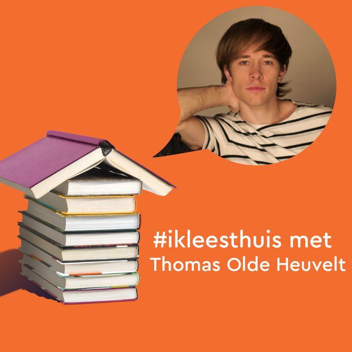 Vandaag het korte verhaal van Thomas Olde Heuvelt.