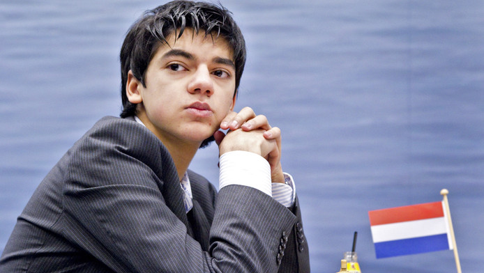 Anish Giri.