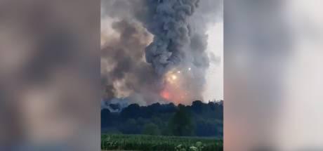 Explosion dans une usine de feux d'artifices en Turquie: quatre morts et près de 100 blessés
