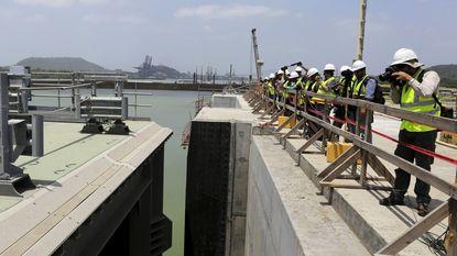 Opening Panamakanaal in april 2016 lijkt haalbaar