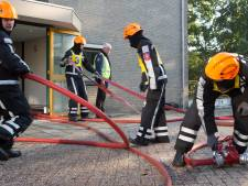 Man gered: Dalfser jeugdbrandweer zesde op NK in Hardenberg