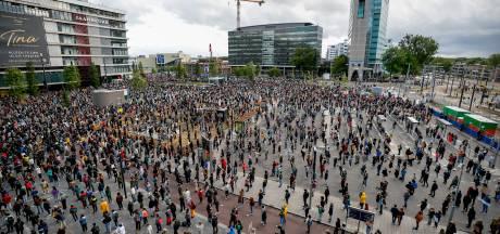 Honderden demonstranten tegen pedofilie zijn gewoon welkom midden in 'alert' Utrecht