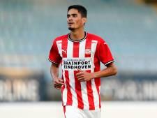 Luis Felipe gaat eerst voor de basis bij Jong PSV: 'Ik wil hier doorbreken, net als Mauro'