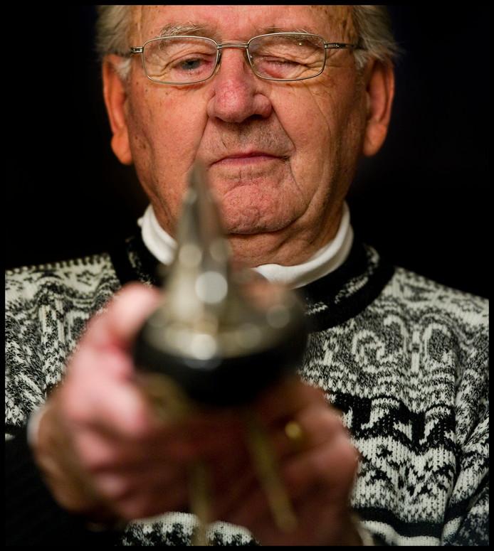 De Ter Aarse Jan van der Hoorn won in 1947 de elfstedentocht, nadat hij oorspronkelijk als 5e eindigde.
