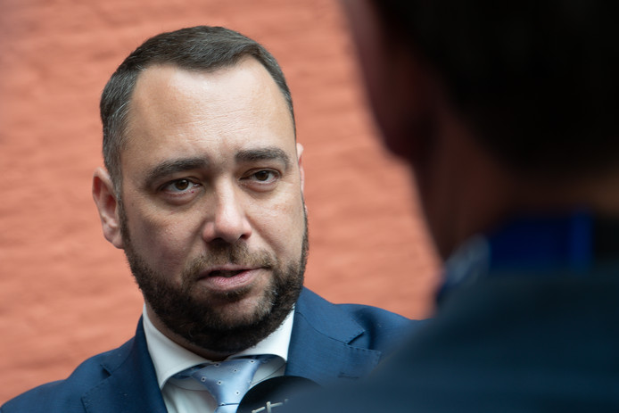 Maxime Prévot, président du cdH