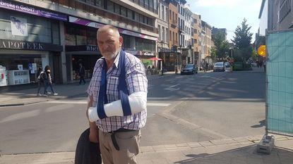 """Slachtoffer van vechtpartij aan pitazaak: """"Zat? Ik drink al twintig jaar niet meer"""""""