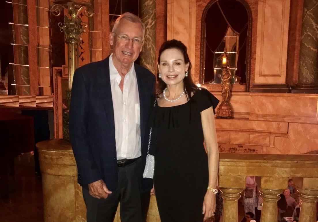 De nieuwe eigenaren van Moonen Yachts in Den Bosch, het Australische echtpaar Baxter