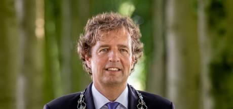 Burgemeester Verhulst van Ede maakt zich zorgen over jaarwisseling