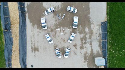 Politiezone Pajottenland brengt steunende boodschap in kader van #samentegencorona