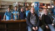 Sympathisanten steunen voetbalclub Klim Op Begijnendijk