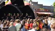 Tweedejaars Heilig Graf krijgen met 'Grafpop' eigen festival op school