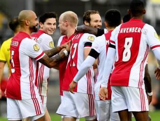 0-13! Ajax deelt historische pandoering uit aan Venlo: zet u schrap voor dertien goals (samengevat) in anderhalve minuut