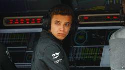 Lando Norris (17) wordt test- en reserverijder bij McLaren