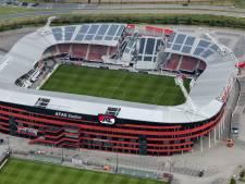 AZ hoopt op terugkeer in eigen stadion in december