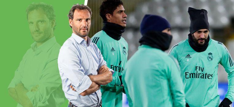 Onze chef voetbal over de komst van Real Madrid naar Brugge.