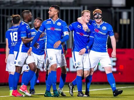 Fans FC Den Bosch betalen niet meer voor verloren wedstrijd